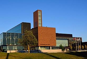 Vaughan City Council - Image: Vaughan City Hall 16