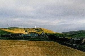 Tingwall, Shetland - Image: Veensgarth