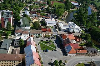 Veselí nad Lužnicí Town in South Bohemian, Czech Republic