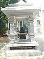 Veturi Prabhakara Shastry bust at Oriental College Tirupati.jpg