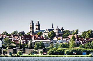Place in Mid Jutland (Midtjylland), Denmark