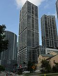 Viceroy Hotel & Spa Tower from Brickell Ave.JPG