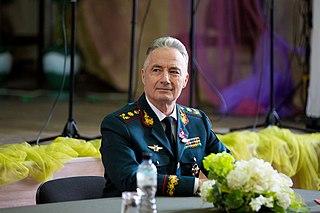 Victor Gaiciuc Moldovan military general and politician