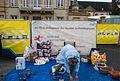 Vide grenier Place Guillaume II Luxembourg 01.jpg