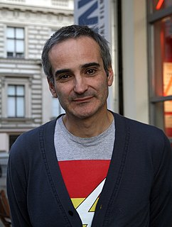 Olivier Assayas French film director, screenwriter and film critic