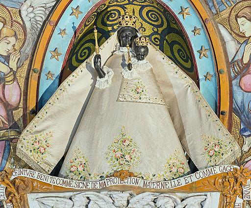 Vierge noire de Toulouse 2