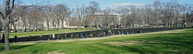 Vietnam Veterans Memorial DC
