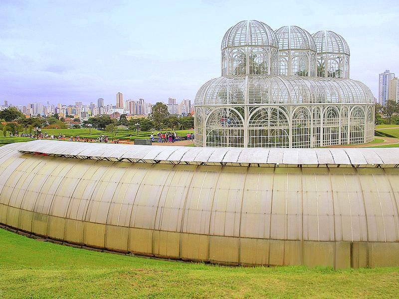 ViewCuritiba.BotanicalGarden.Day
