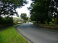 View down Roughbirchwood Road towards Sheffield Road - geograph.org.uk - 929492.jpg