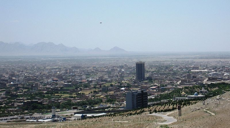 Файл:View of Herat in 2009.jpg