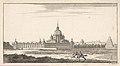 View of a Town, plate X from Livre de paysages dédié à Monsieur de Beringhen MET DP834189.jpg