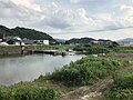 View of confluence of Honamigawa River and Izumigochigawa River.jpg