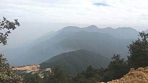 Chandragiri Hill, Nepal - View From Chandragiri Hill
