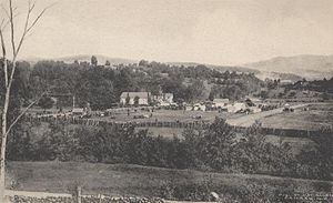 Canaan, New Hampshire - View of the Canaan Fair c. 1906