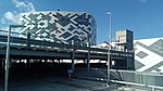 View of the Hilton Hotel from the Schiphol parking lot, Schiphol (2019) 01.jpg