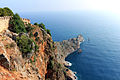 View to tip of the Alanya peninsula from Castle.jpg