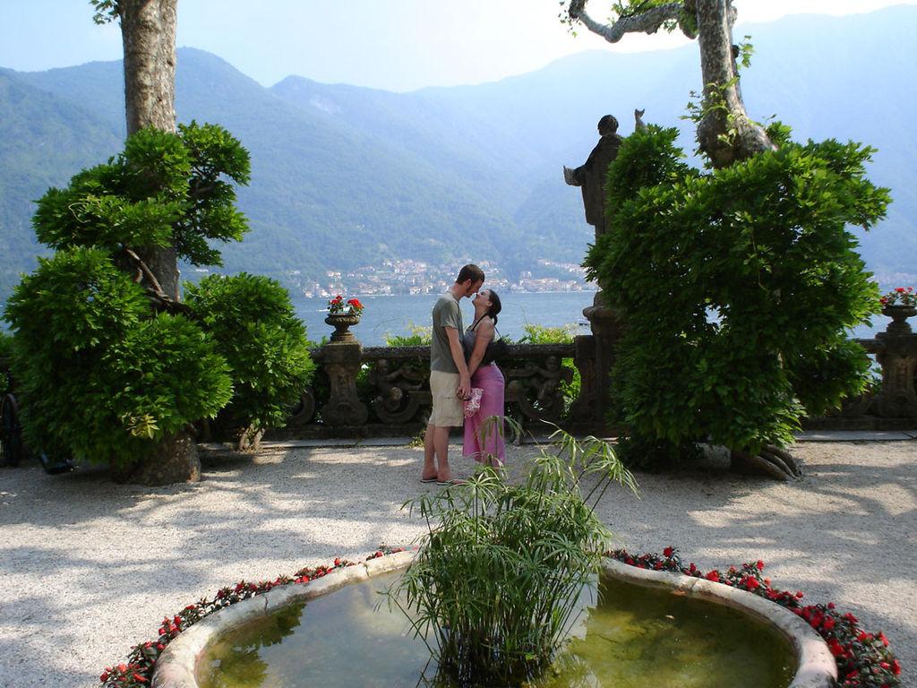 Villa Balbianello - Localización escena de  Anakin and Padmé