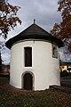 Villach, St Martin - Dinzlschloss - Turm2.jpg