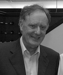 Photograph of Vincent Browne