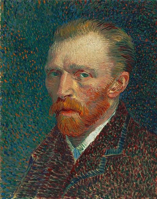 Vincent van Gogh - Self-Portrait - Google Art Project (454045)
