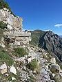 Vire avant le sommet du mont Saint-Honorat.jpg