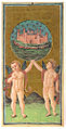 Visconti-Sforza tarot deck. The World.jpg