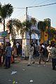 Visitors - Wikimedia Stall - 38th International Kolkata Book Fair - Milan Mela Complex - Kolkata 2014-02-04 8348.JPG