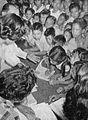 Visitors registering, Tambahan dan Pembetulan Pekan Buku Indonesia 1954, p37.jpg