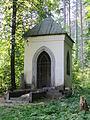Visoko pri Poljanah - Tavčar's tomb.JPG