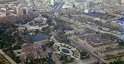 Vista aèria Ciutadella 1960.jpg