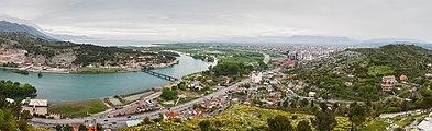 Vista de Shkodra, Albania, 2014-04-18, DD 13-15 PAN.JPG