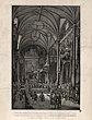 Vista del interior de la iglesia de real monasterio de San Jerónimo de esta corte durante el acto de la Jura de S.A.R.. la Srma. Señora Princesa D. maría Isabel Luisa de Borbón.jpg