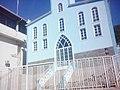 Vista parcial da Igreja Nossa Senhora do Perpétuo Socorro no distrito Perpétuo Socorro, Belo Oriente MG.JPG
