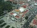 Vista superior del palacio de Bellas Artes.JPG