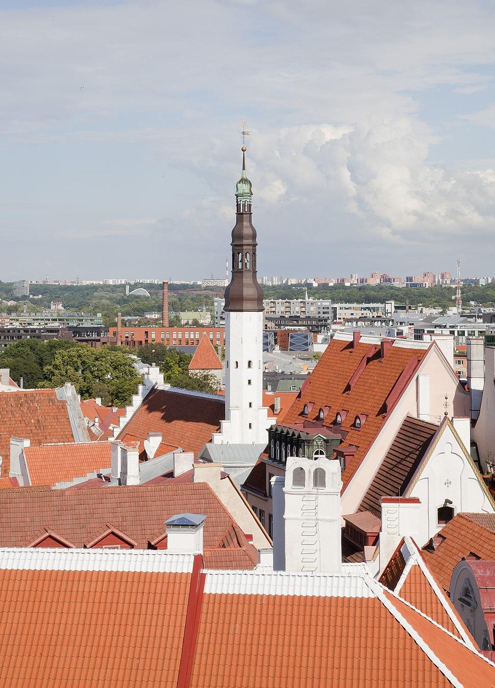 Vistas panorámicas desde Toompea, Tallinn, Estonia, 2012-08-05, DD 05