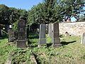 Vlachovo Březí, židovský hřbitov, náhrobky, 11.jpg