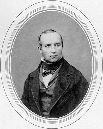 Vladimir Odoyevsky - Portrait by Levitsky, 1856.
