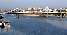 Il Volga a Tver'.