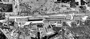 Volk Field Air National Guard Base - 1998 USGS Photo