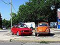 Volkswagen Beetle- Cabriolet - Colourful VWs (4834749986).jpg