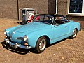 Volkswagen Karmann GHIA 1500 (1968), Dutch licence registration DE-26-36 pic1.JPG