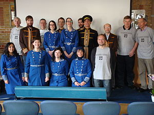 Cinema Museum (London) - Volunteers dressed in original cinema uniforms