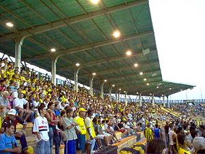 Volta Redonda Futebol Clube - Estádio Raulino de Oliveira