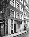 voorgevel ingangspartij - amsterdam - 20019659 - rce