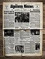 """Voorpagina """"Het Algemeen Nieuws"""" (6 November 1940).jpg"""