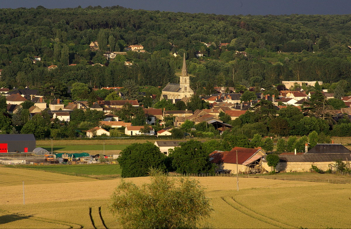Vouneuil sur vienne wikip dia for Chauvigny code postal