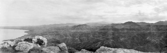 Vouni. Utsikt mot Soli. Galini - SMVK - C06079.tif