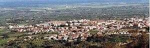 Villacidro - Panoramic view