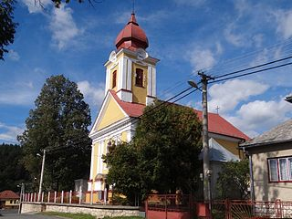 Vydrník Municipality in Slovakia