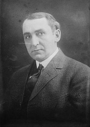 W. Frank James